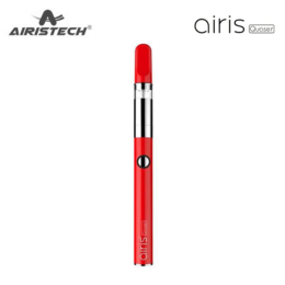Airistech airis Quaser Qcell Quarts Wax Vaporizer (ワックス用) – レッド